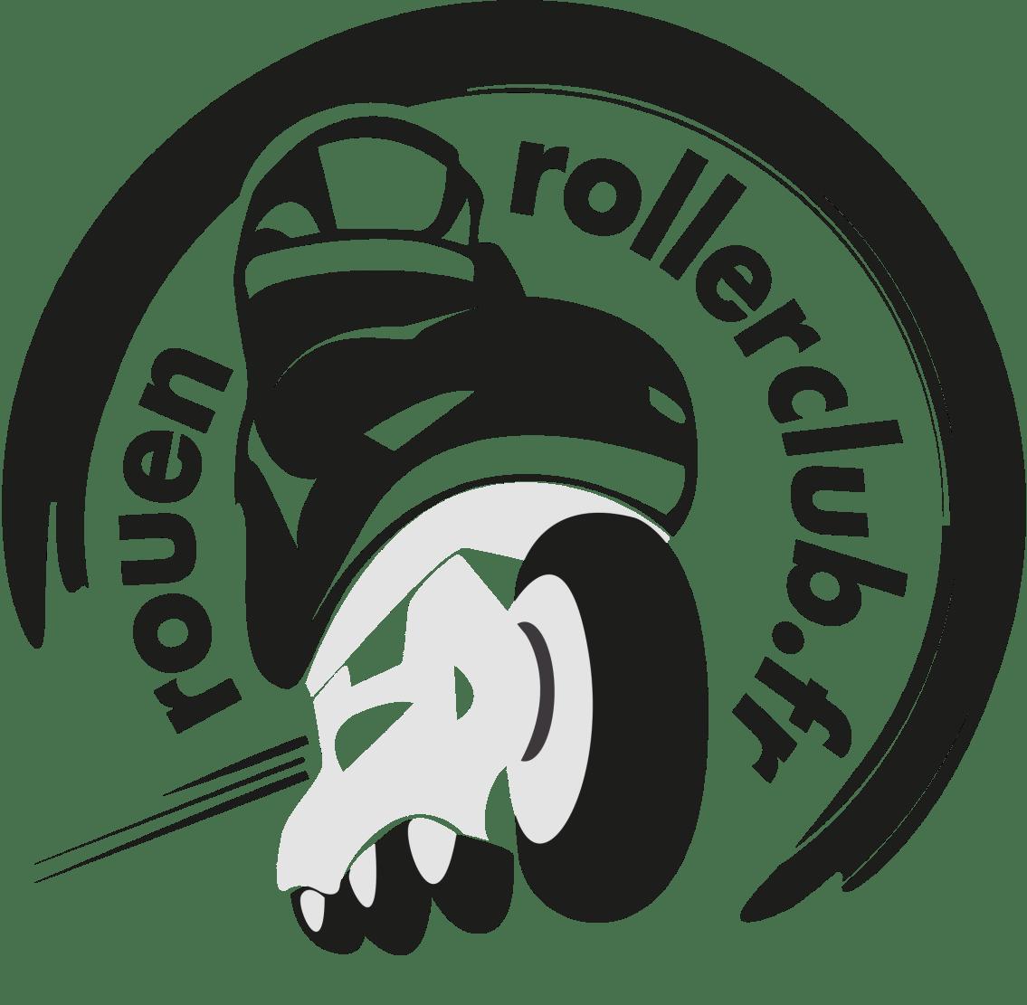 Rouen Roller Club Logo