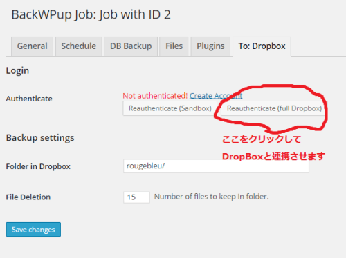 BackWPup-to-Dropbox