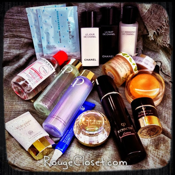 RubyK's Skincare Summary Summer 2013