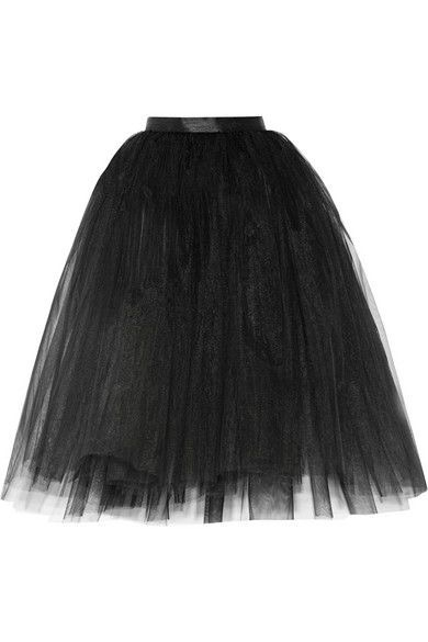 Ballet Beautiful Tulle Skirt