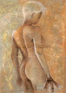 """""""Amazone"""" : Tableau de Carole Alexandre"""