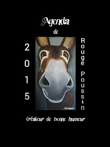 Mon agenda pour 2015 ….