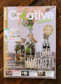 « Créative » : le Magazine du Do It Yourself