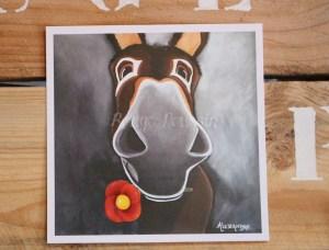 "Photo de la Carte Postale ""Balou"""