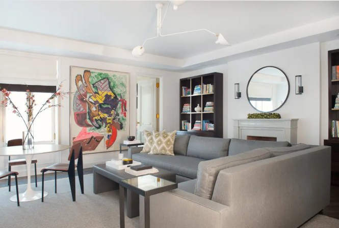 Upper East Side Luxury Apartment Roughan Interiors