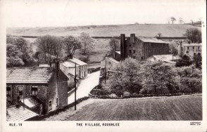 Roughlee Mill