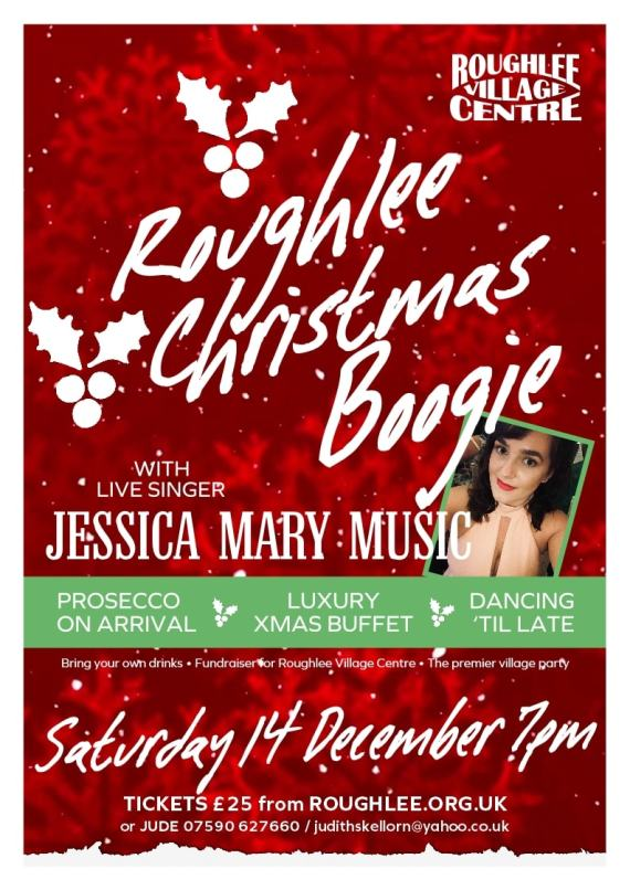 Roughlee Christmas Boogie 2019