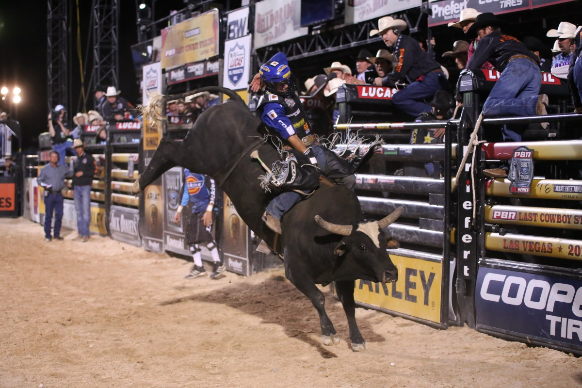 PBR World Finals 2016 Round 3