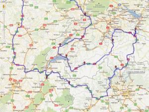 Premier Roadbook suisse