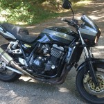 ZRX 1100 R noir/argent