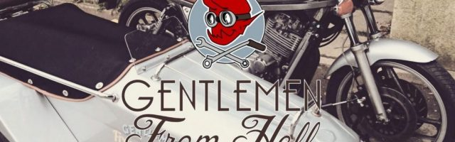 Gentlemen From Hell - Moto