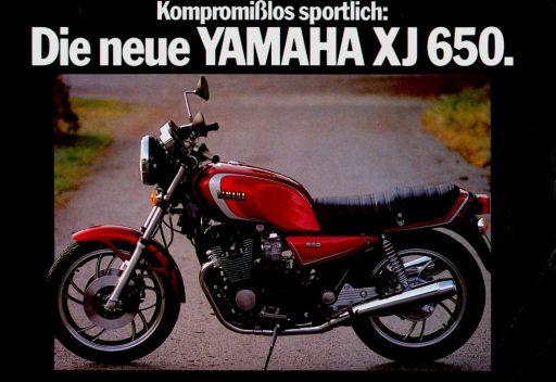 XJ 650 sportive