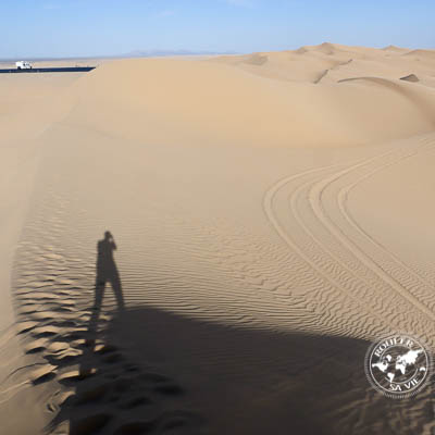 Les dunes Algodones, du pur plaisir !