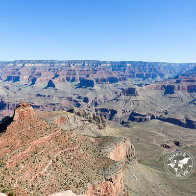 Le Grand Canyon presque gratuitement