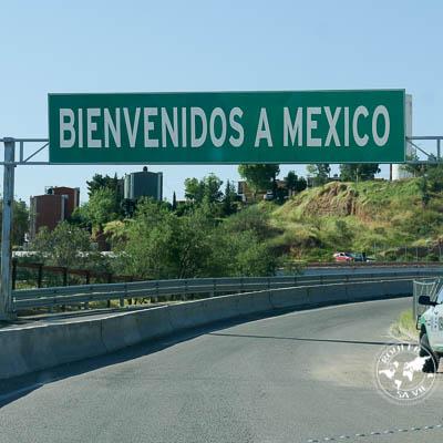 Passer au Mexique: Nogales