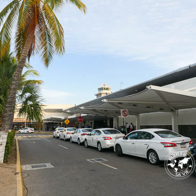 Aéroport de Puerto Vallarta, nos conseils  |  Puerto Vallarta airport, our tips