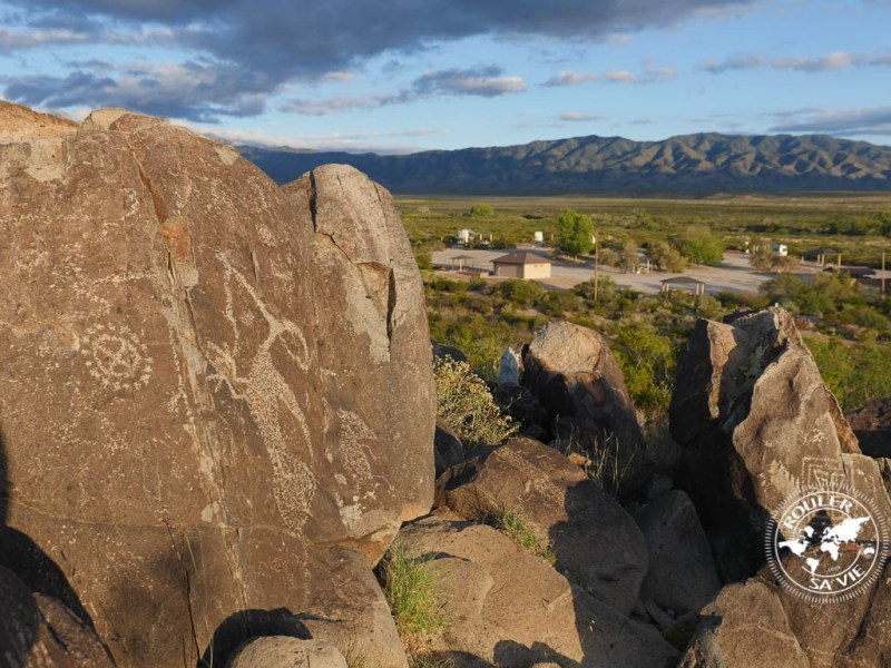 Three rivers petroglyphs