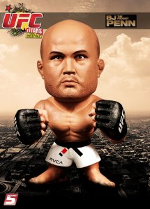 "BJ ""The Prodigy"" Penn - UFC Titans Series 1"