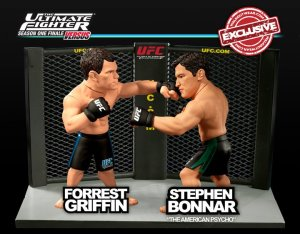 Forrest Griffin Vs Stephan Bonnar Versus Series 2 The Ultimate Fighter Season 1 Finale WalkOutWear.com Exclusive