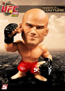 "Randy ""The Natural"" UFC Titans Series 1"