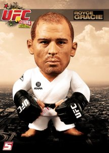 Royce Gracie UFC Titans Series 1