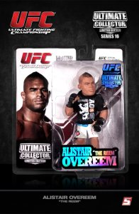 "Alistair ""The Reem"" Overeem Ultimate Collector Series 10 Limited Edition"