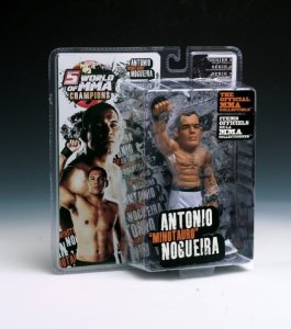 "Antonio Rodrigo ""Minotauro"" Nogueira World Of MMA Champions Series 3"