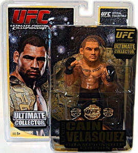 Cain Velasquez Ultimate Collector Series 9 UFC 121 Championship Edition