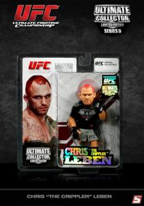 "Chris ""The Crippler"" Leben Ultimate Collector Series 9 Limited Edition"