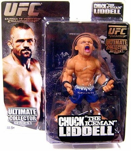 """Chuck """"The Iceman"""" Liddell Ultimate Collector Series 1"""
