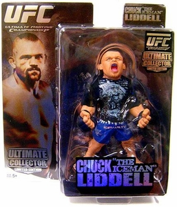 """Chuck """"The Iceman"""" Liddell Ultimate Collector Series 1 Limited Edition"""
