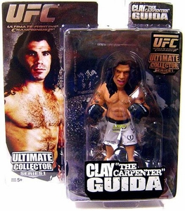 "Clay ""The Carpenter"" Guida Ultimate Collector Series 1"