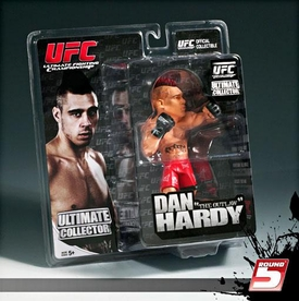 "Dan ""The Outlaw"" Hardy Ultimate Collector Series 6"