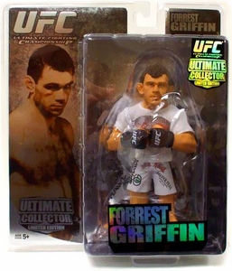 Forrest Griffin Ultimate Collector Series 2 Limited Edition