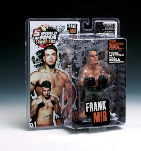 Frank Mir World Of MMA Champions Series 3