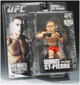 "Georges ""Rush"" St Pierre Ultimate Collector Series 1"