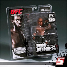 "Jon ""Bones"" Jones Ultimate Collector Series 6"