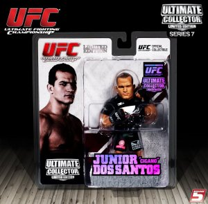 "Junior ""Cigano"" Dos Santos Ultimate Collector Series 7 Limited Edition"