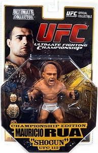 "Mauricio ""Shogun"" Rua UFC 113 Championship Edition Ultimate Collector Series 5 Octagon Packaging"