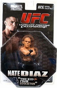 "Nate ""The Kid From Stockton"" Diaz Ultimate Collector Series 5 in Octagon Packaging"