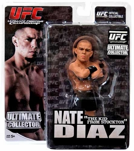 "Nate ""The Kid From Stockton"" Diaz Ultimate Collector Series 5 - Square Packaging"