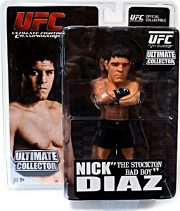"Nick ""The Stockton Bad Boy"" Diaz Ultimate Collector Series 9 UFC Edition"