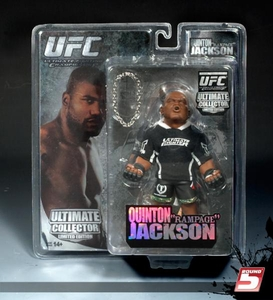 "Quinton ""Rampage"" Jackson Ultimate Collector Series 4 Limited Edition"