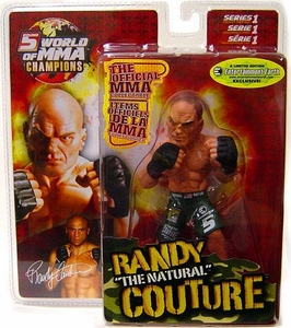 "Randy ""The Natural"" Couture World Of MMA (WOMMA) Champions Series 1 Limited Edition San Diego Comic Con"