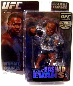"""Suga"" Rashad Evans Ultimate Collector Series 1 Limited Edition"
