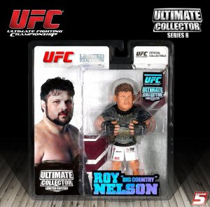 "Roy ""Big Country"" Nelson Ultimate Collector Series 8 Limited Edition"