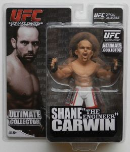 "Shane ""The Engineer"" Carwin Ultimate Collector Series 5 - Square Packaging"