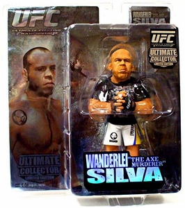 "Wanderlei ""The Axe Murderer"" Silva Ultimate Collector Series 3 Limited Edition"