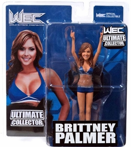 Brittney Palmer Ultimate Collector Series 11 Blue Outfit Chase* Figure