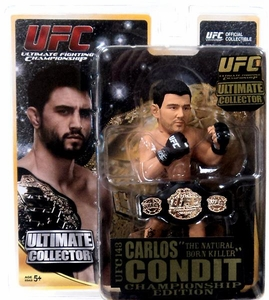 "Carlos ""The Natural Born Killer"" Condit Ultimate Collector Series 11 UFC 143 Championship Edition"